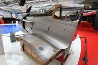 122 @ LFPB - Morane-Saulnier MS.472 Vanneau, Air & Space Museum Paris-Le Bourget Airport (LFPB-LBG) - by Yves-Q