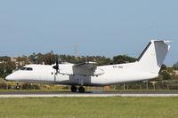 5Y-IHO @ LMML - DHC-8 5Y-IHO 748 Air Services Kenya - by Raymond Zammit