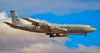 95-0121 @ KLSV - 95-0121 E-8C J-STARS C/N P-8  Boeing 707-321C   Las Vegas - Nellis AFB (LSV / KLSV) USA - Nevada, March 14, 2018 Photo: TDelCoro - by Tomás Del Coro