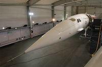 F-WTSS @ LFPB - Aerospatiale-BAC Concorde Prototype, Air & Space Museum Paris-Le Bourget Airport (LFPB-LBG) - by Yves-Q