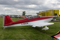 C-GMJM @ OSH - Vans RV-8 C-GMJM at EAA AirVenture 2017, Oshkosh, Wisconsin - by Graham Dash