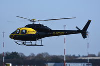G-NTWK @ EGSH - Departing from Norwich. - by Graham Reeve