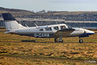 G-CAHA @ EGPN - At Dundee - by Clive Pattle