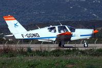 F-GGNQ @ LFKC - Taxiing