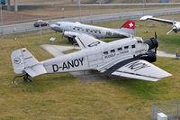 D-ANOY @ EDDM - Lufthansa - by Artur Badoń