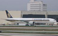 9V-SWN @ KLAX - Boeing 777-300ER
