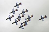 MM54534 @ LKMT - Frecce Tricolori Aerobatic Team - by Artur Badoń