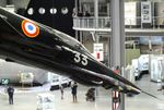 355 - Dassault Mirage III RD at the Technik-Museum, Speyer
