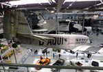 D-AQUI - Junkers Ju 52/3m (CASA 352L) at the Technik-Museum, Speyer