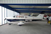 N127AV @ EDLS - N127AV based at Stadtlohn airport Germany - by Jack Poelstra