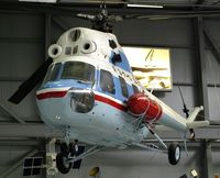 45 - Mil (PZL-Swidnik) Mi-2 HOPLITE at the Technik-Museum, Speyer