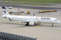 EP-IFA @ VIE - Iran Air Airbus A321 - by Thomas Ramgraber