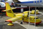 F-ZBAR - Canadair CL-215-I at the Technik-Museum, Speyer