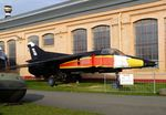 20 49 - Mikoyan i Gurevich MiG-23BN FLOGGER-H, painted to resemble an aircraft of the czechoslovak airforce, at the Technik-Museum, Speyer