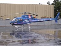 N255LF @ KBOI - Parked on the life Flight ramp. - by Gerald Howard