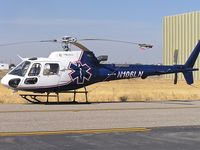 N106LN @ KBOI - Parked on the Life Flight ramp. - by Gerald Howard
