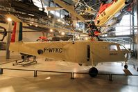 F-WFKC @ LFPB - Breguet 111 Gyroplane, Exibited at Air & Space Museum Paris-Le Bourget (LFPB) - by Yves-Q