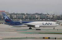 CC-CWF @ KLAX - Boeing 767-300ER