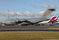 02-1099 @ EDDK - Boeing C-17A Globemaster III - MC RCH US Air Force USAF 'Charleston' - P-99 - 02-1099 - 05.01.2017 - CGN - by Ralf Winter