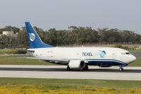 A9C-TXL @ LMML - B737-300 A9C-TXL Texel Air