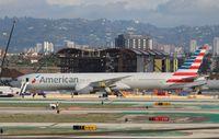 N718AN @ KLAX - Boeing 777-300ER