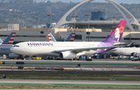 N360HA @ KLAX - Airbus A330-243