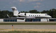 N635E @ PTK - Gulfstream 450