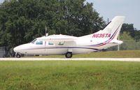 N635TA @ OSH - MU-2B-40
