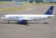 5B-DBC @ EHAM - Cyprus Airways - by Jan Buisman