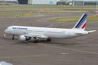 F-GTAK @ EHAM - Air France - by Jan Buisman