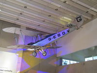 G-EBOV - long way from home - flew UK to OZ many years ago. Now on display at Brisbane Museum - by magnaman
