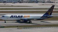 N640GT @ MIA - Atlas 767-300