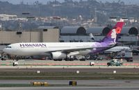 N390HA @ KLAX - Airbus A330-243