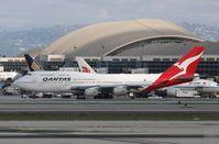 VH-OJT @ KLAX - Boeing 747-400