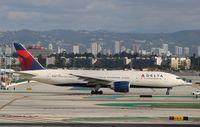 N703DN @ KLAX - Boeing 777-200LR