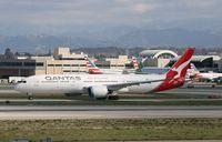 VH-ZNA @ KLAX - Boeing 787-9