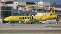 N657NK @ LAX - Spirit