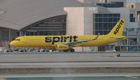 N659NK @ LAX - Spirit