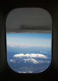OO-VLI - View out of the window. - by Andreas Müller
