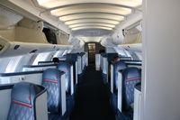 N665US @ DTW - Delta upper deck