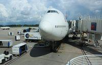 N665US @ MCO - Delta 747