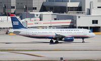 N677AW @ MIA - USAirways