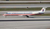N684JW @ MIA - American Eagle - by Florida Metal
