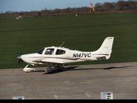 N147VC @ EGBK - At Sywell Aerodrome. - by Luke Smith-Whelan
