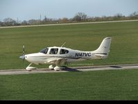N147VC @ EGBK - From Sywell Aerodrome. - by Luke Smith-Whelan
