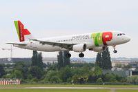 CS-TMW @ LFPO - Airbus A320-214, On final rwy 06, Paris-Orly Airport (LFPO-ORY) - by Yves-Q