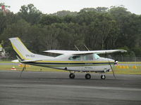 VH-SUI - on apron in damp at caloundra - by magnaman
