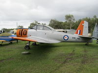 A85-410 - At Caloundra Museum - qld - by magnaman