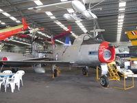 A94-935 - In hangar at Caloundra Musuem - by magnaman