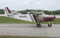 N701FD @ LAL - CH-701 - by Florida Metal